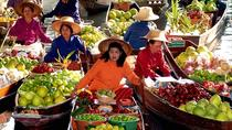 Private Tour: Floating Market and Rose Garden Tour from Bangkok, Bangkok, null