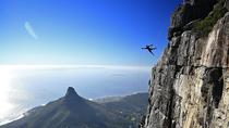 Abseiling Table Mountain, Cape Town, Climbing