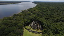 Lamanai Maya Temple and Baboon Encounter from Belize City, Belize City, Air Tours
