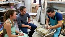 Pottery workshop tour - Master the Ceramic Art in Crete!, Chania, Pottery Classes