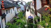 8-Hour Private Suzhou and Tongli or Zhouzhuang Tour from Suzhou, Suzhou, Private Sightseeing Tours