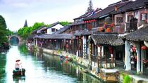 Fengjing Ancient Water Town Private Tour with Eco Farm Visit from Shanghai, Shanghai, Private Day...