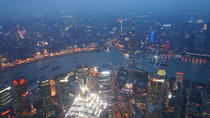 Private Shanghai at Night Walking Tour with Shanghai Tower, Shanghai, Dining Experiences