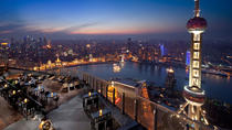 Shanghai Authentic Dinner and Night River Cruise with Rooftop Bar Hopping Option, Shanghai, Night ...