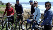 La Jolla Coast Bike Tour with Downhill Ride from Mt Soledad, La Jolla