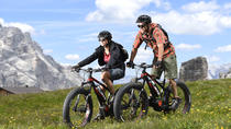 E-bike Excursion and Brunch on the Dolomites, Cortina d'Ampezzo, Self-guided Tours & Rentals
