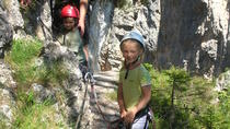 Self-Guided E-Bike Excursion to The Trail of Waterfalls and Canyons, Cortina d'Ampezzo, Super ...