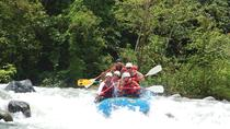 5-Hours Savegre River Rafting class III from Manuel Antonio, Quepos, White Water Rafting