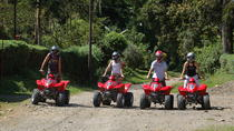 ATV Tour from Manuel Antonio with Lunch, Quepos, 4WD, ATV & Off-Road Tours