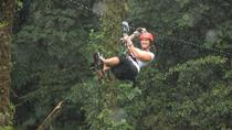 Canopy Day Trip Adventure in Monteverde, Monteverde, Day Trips