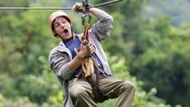 Canopy-Rappel and Villas Maleku from Arenal, La Fortuna, Day Trips