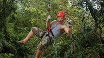 Canopy Tour from Manuel Antonio, Quepos, Ziplines