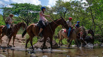Horseback Waterfall Expedition, Zipline and Hot Springs Tour in Guanacaste, Guanacaste and ...