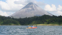 Kayaking on the Lake from Arenal, La Fortuna, Kayaking & Canoeing