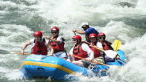 Naranjo River Rafting Tour with Lunch from Manuel Antonio, Quepos, White Water Rafting