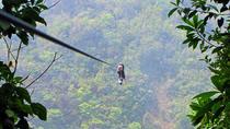Sky Tram-Sky Trek and Arboreal Tree Climbing from Monteverde, Monteverde, Climbing