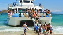 Tortuga Island from Puntarenas