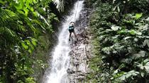 Waterfall Climbing Tour from Jacó, Jaco, Climbing