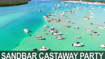 Miami Sandbar Castaways Party, Miami, Day Cruises