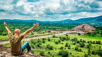 Mexico City Unlimited Attraction Pass Including Teotihuacan, Xochimilco and Anthropology Museum,...