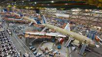 Boeing Factory en Future of Flight Aviation Centre Tour vanuit Seattle, Seattle, Attraction Tickets