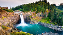 Snoqualmie Falls and Seattle Winery Tour, Seattle, Day Trips