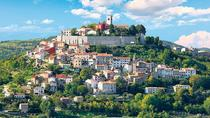 Istrian Hilltops Private Day Trip with Wine Tasting, Porec, Private Day Trips
