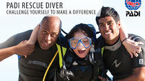 PADI Rescue Diver Course, Tamarindo, Scuba Diving