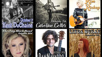 Seven Concert Combo Ticket, LIVEatTheREP Concert Series, Destin, Concerts & Special Events