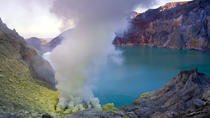 2-Day Private Bali Tour: Kawah Ijen Adventure from Denpasar, Bali, Overnight Tours