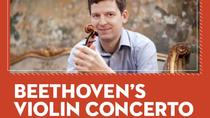 BEETHOVEN'S VIOLIN CONCERTO, Nashville, Theater, Shows & Musicals