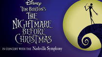 Nightmare Before Christmas in Concert with the Nashville Symphony, Nashville, Christmas