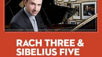 RACH THREE & SIBELIUS FIVE WITH THE NASHVILLE SYMPHONY, Nashville, Classical Music