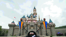 Hong Kong Disneyland Admission with Transport, Hong Kong, null