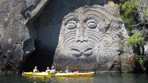 Great Lake Taupo Mountain Bike and Kayak Package, Taupo, Kayaking & Canoeing