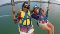 Parasailing Adventure over the Bay of Islands, Bay of Islands, Parasailing