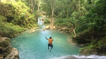Blue Hole and River Tubing Combo from Ocho Rios, Ocho Rios, Tubing