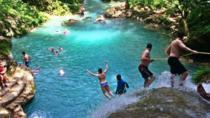 Dunn's River Falls and Blue Hole combo, Ocho Rios, Catamaran Cruises