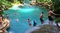Dunn's River Falls et Blue Hole combo, Ocho Rios, Ports of Call Tours