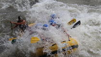 White Water Rafting Adventure Class III & IV on the Upper part of Balsa River, La Fortuna, White ...