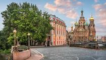 Private Walking Tour of Saint Petersburg Including Traditional Tea and Russian Treats, St...