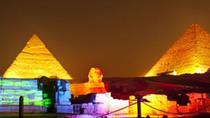 Giza Pyramids Sound and Light Show with Dinner, Cairo, Light & Sound Shows