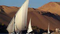 SAIL TRIP WITH FELUCCA AND VISIT THE NUBIAN VILLAGE WITH MOTORBOAT FROM ASWAN, Aswan, Sailing Trips