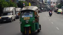 Bangkok Tour by Foot, Tuk-Tuk, and Riverboat, Bangkok, Half-day Tours
