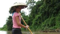 Elephant Trek, Rafting and Hilltribe Village Tour from Chiang Mai, Chiang Mai, Private Day Trips