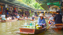 Floating Markets of Damnoen Saduak Cruise Day Trip from Bangkok, Bangkok, Cultural Tours
