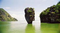 Phang Nga Bay Tour from Krabi, Krabi, Climbing