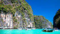 Phuket to Phi Phi Islands by Speedboat, Phuket, null