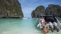 Phuket to Phi Phi Islands by Speedboat, Phuket, Catamaran Cruises