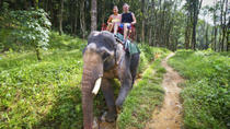 Private Tour: Elephant Adventure, Hilltribes and Mae Kok River Trip from Chiang Rai, Chiang Rai